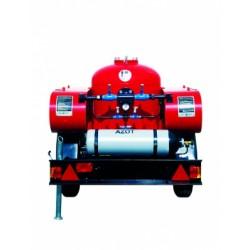 Filtropochłaniacz FP 211/1-P3/W A2B2E2K2-P3