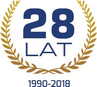 25 lat producent i dystrybutor sprzętu przeciwpożarowego ratowniczego i BHP