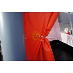 Czapka rogatywka młodszego oficera PSP zimowa