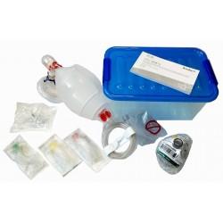 Hydrant wewnętrzny DN52 wnękowy z miejscem na gaśnicę wykonanie boczne