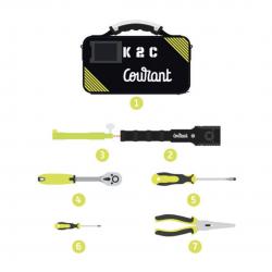 Wentylator przemysłowy EFi50 / EFi120 / EFi150 zasilany sieciowo