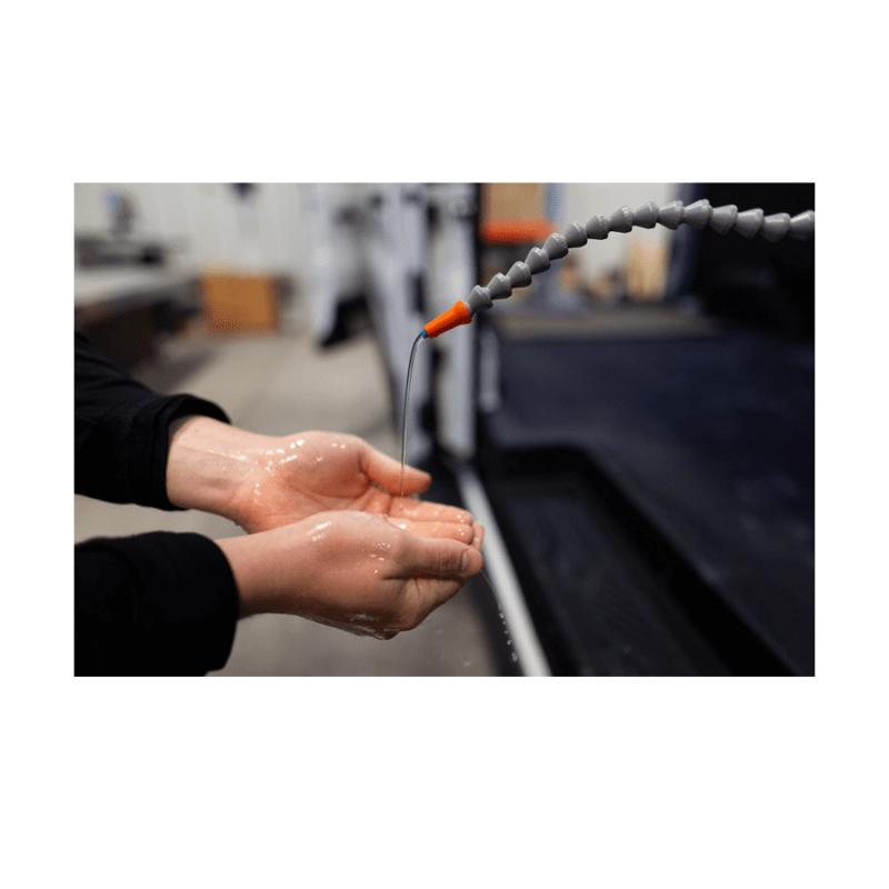Maska ochronna do pożarów w przestrzeniach otwartych
