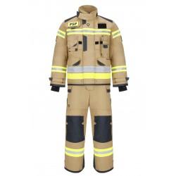 """Ubranie strażackie """"LEŚNIK"""" do gaszenia pożarów na terenach naturalnych"""