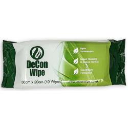 Chusteczki Dekontaminacyjne De-Wipe 40sztuk